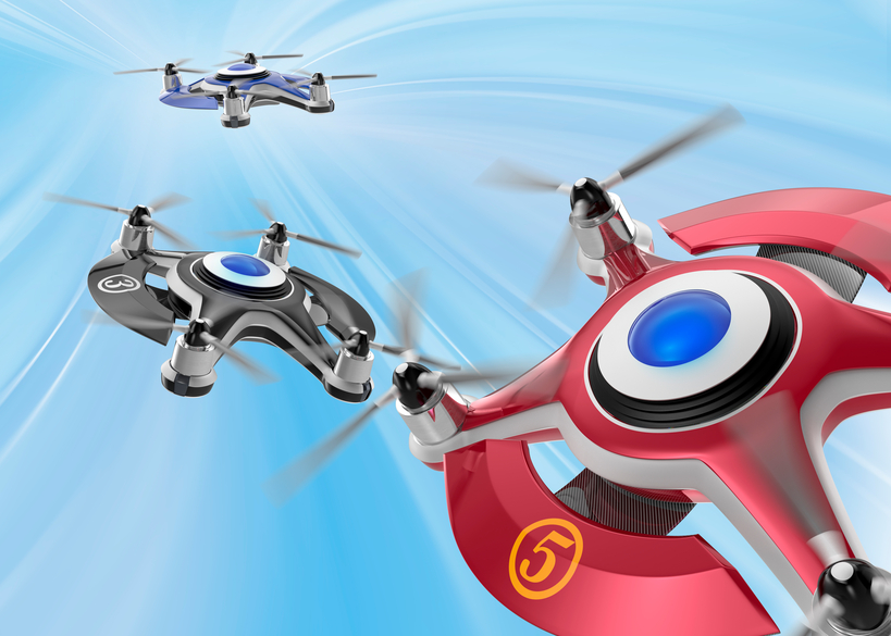 iStock_68642579_SMALL 'Drone TV' Launches as 24/7 Drone Racing Channel