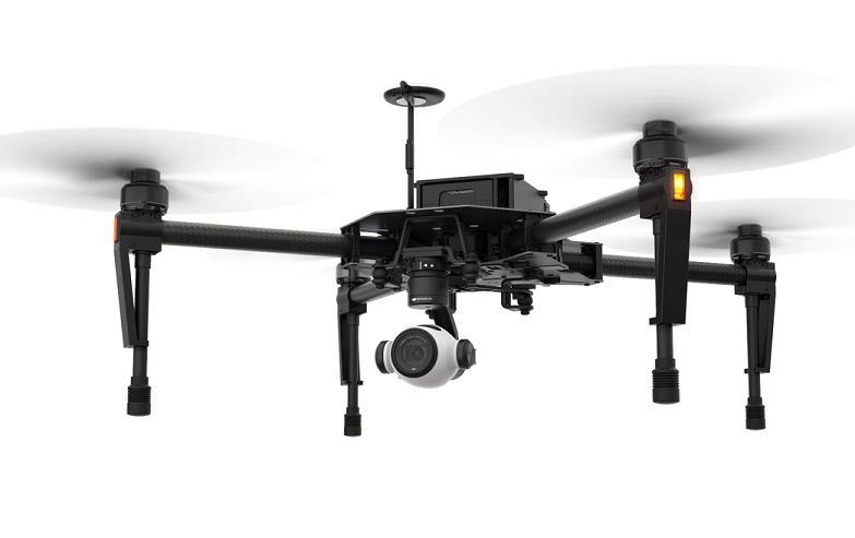 unspecified DJI's New Drone Camera, the Zenmuse Z3, Offers 7x Zoom