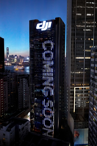 DJI Breaking Ground on Another UAV Retail Store in Asia