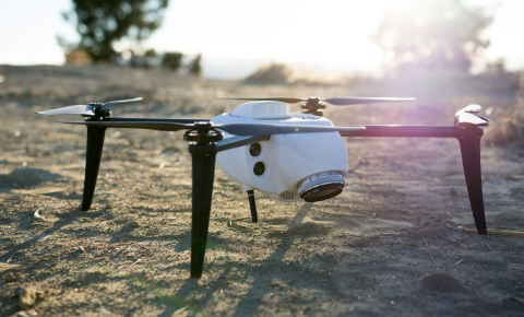 Kespry_Drone_2.0 Kespry Rolls out Automated Drone with Half-Hour Flight Time