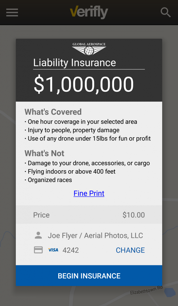 Verifly-Android-Quote-596x1024 Want Instant Drone Insurance for 10 Clams an Hour?