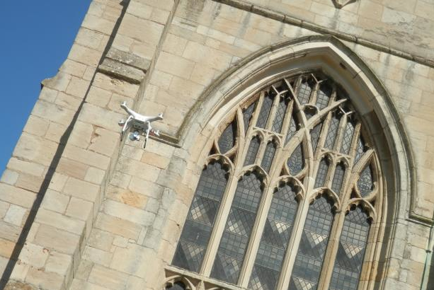 Yorkshire-FISHLAKE-St-Cuthbert-Sarah-Crossland-19716-016 Drones Brought in to Keep Churches in Tip-Top Shape