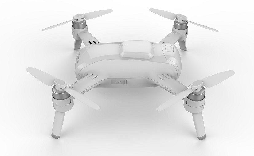 breeze_final.26 Yuneec Introduces 500-Dollar Drone Designed for Selfie-Taking