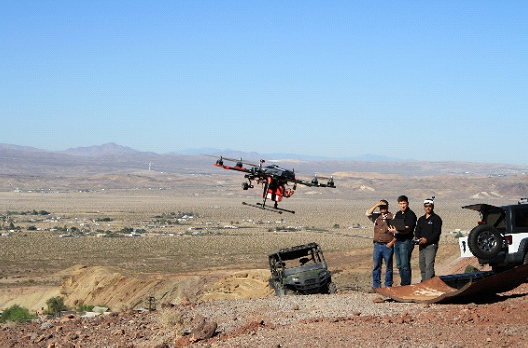 fdgbfhlfhg SoCal-Based K2 Unmanned Brings UAV Training to First Responders