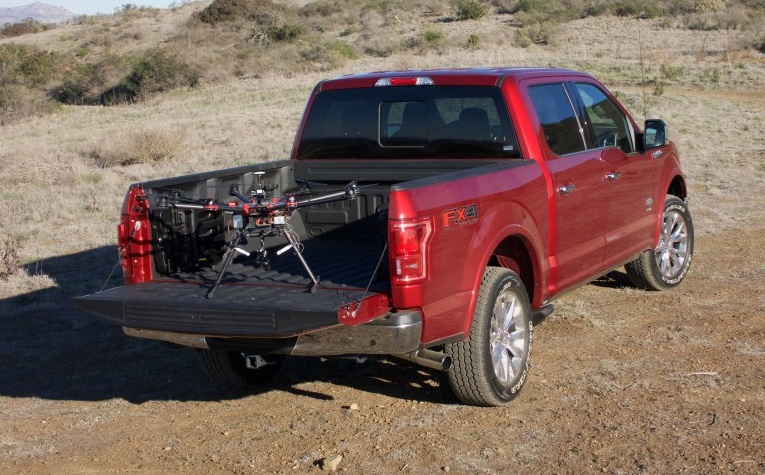 ford-drone-768x529-1 Calif. Team Takes Home Grand Prize in DJI's Search-and-Rescue Challenge
