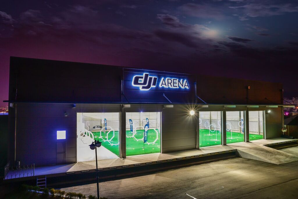 unspecified DJI's Drone Arena is Up and Running in Korea