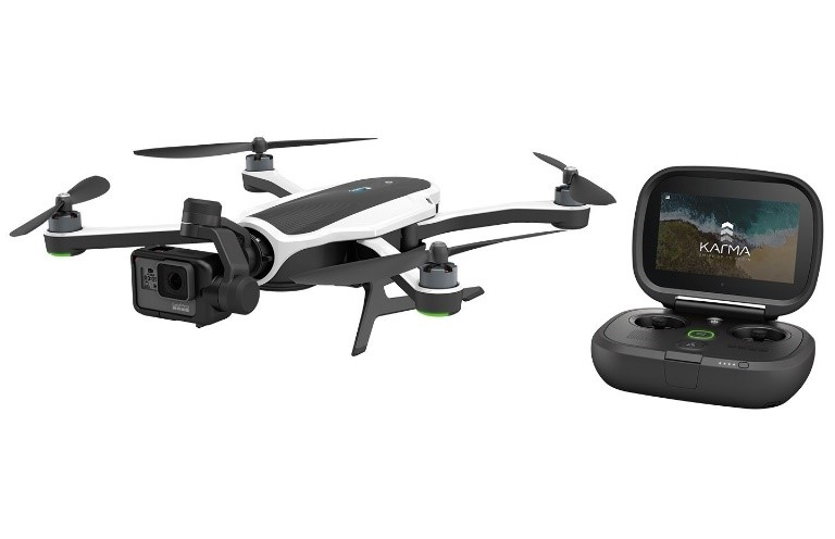 409095 GoPro's Karma Drone Makes Official Debut in Consumer UAS World