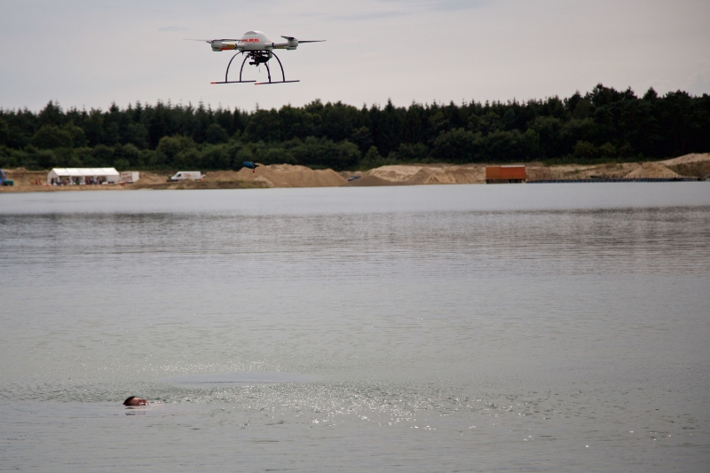 411905 microdrones Shows What UAVs Can Do for Water Rescues