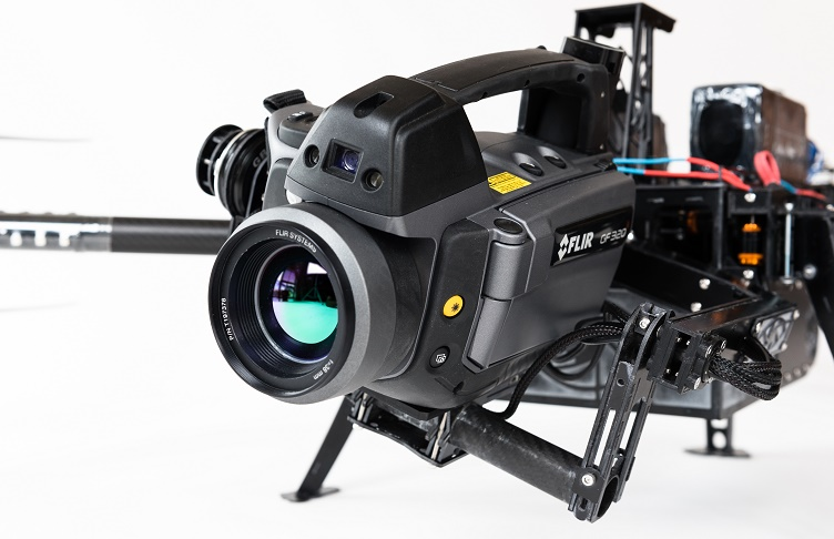 7_Sky-Eye-with-GF320 Sky Eye Releases FLIR Camera Control Software for its UAVs