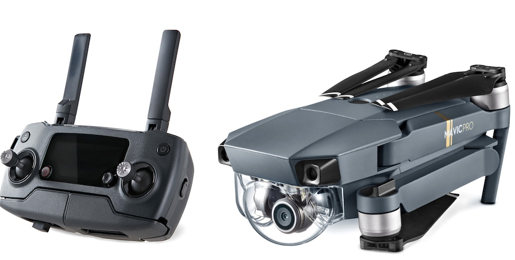 Mavic-Pro-Folded-With-Remote-Control DJI Gets Personal: Introducing the Mavic Pro Drone