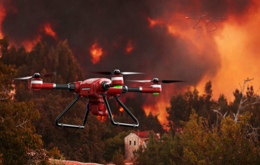 bvjngjfjf A Rundown of the Industrial Applications of Drones