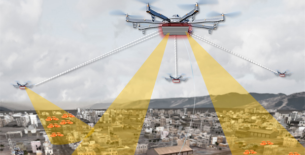 cuav-619x316 DARPA Sets out to Develop Tracking Tech for UAS in Large Cities