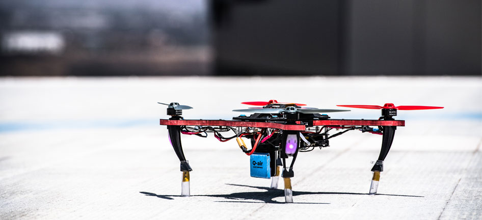 qualcomm_drone_946x432 AT&T, Qualcomm to Test sUAS on Commercial 4G LTE Networks