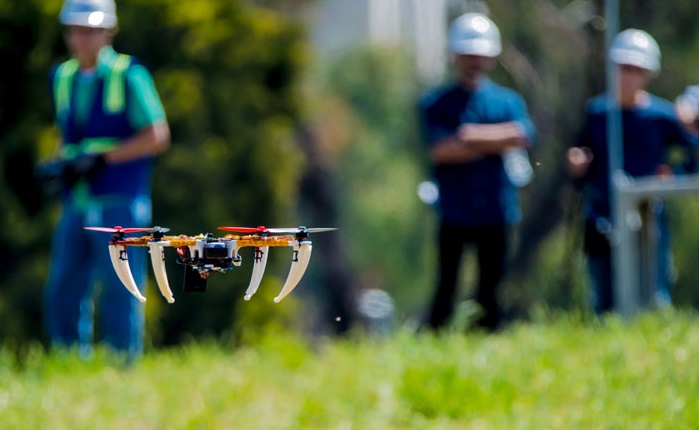 qualcomm_drone_v3_946x432 AT&T, Qualcomm to Test sUAS on Commercial 4G LTE Networks