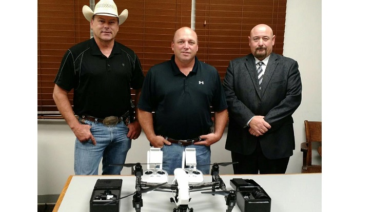 show_image Texas Sheriff's Office Touts New Infrared-Equipped UAV