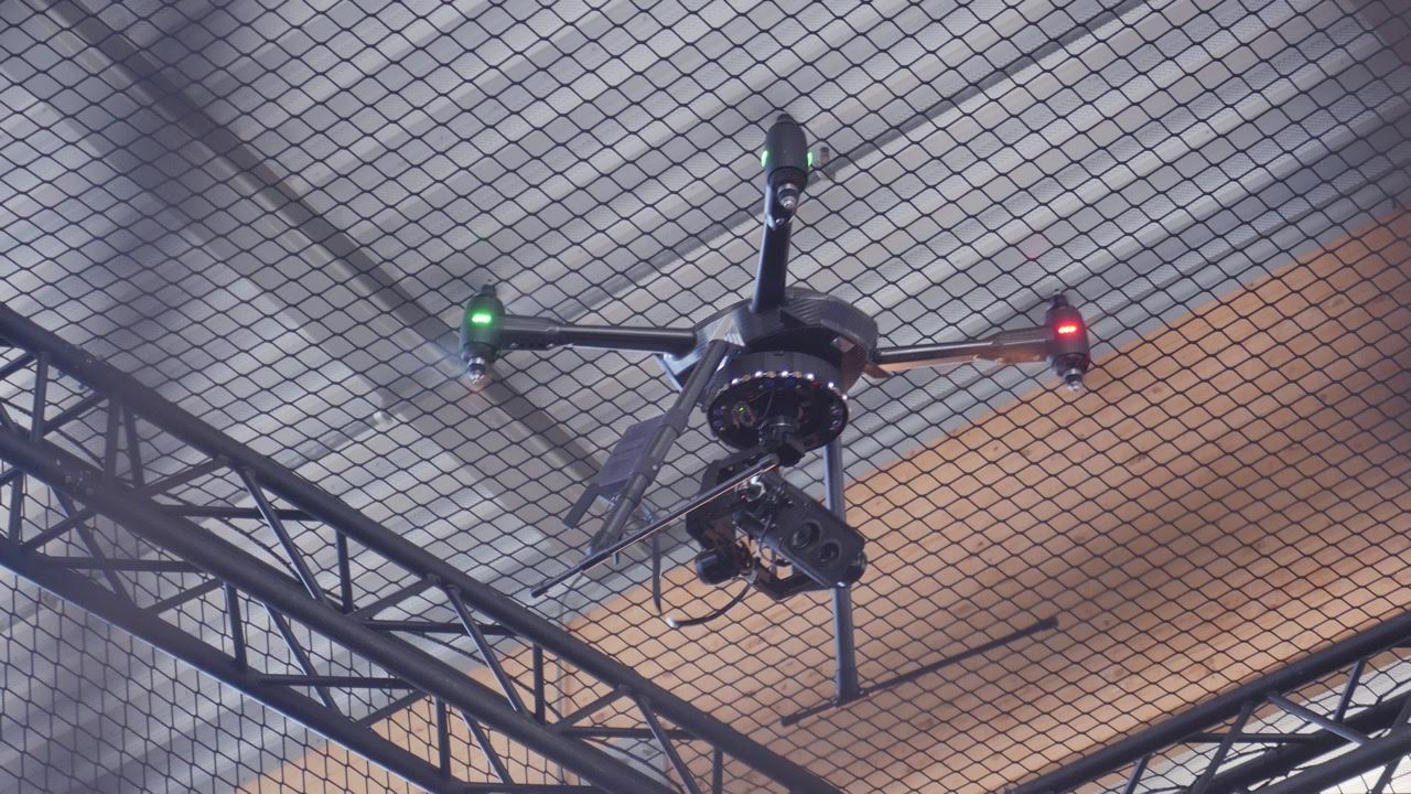 unnamed-1 Artificial Intelligence-Powered Drone Could Bring Autonomy to 'Next Level'