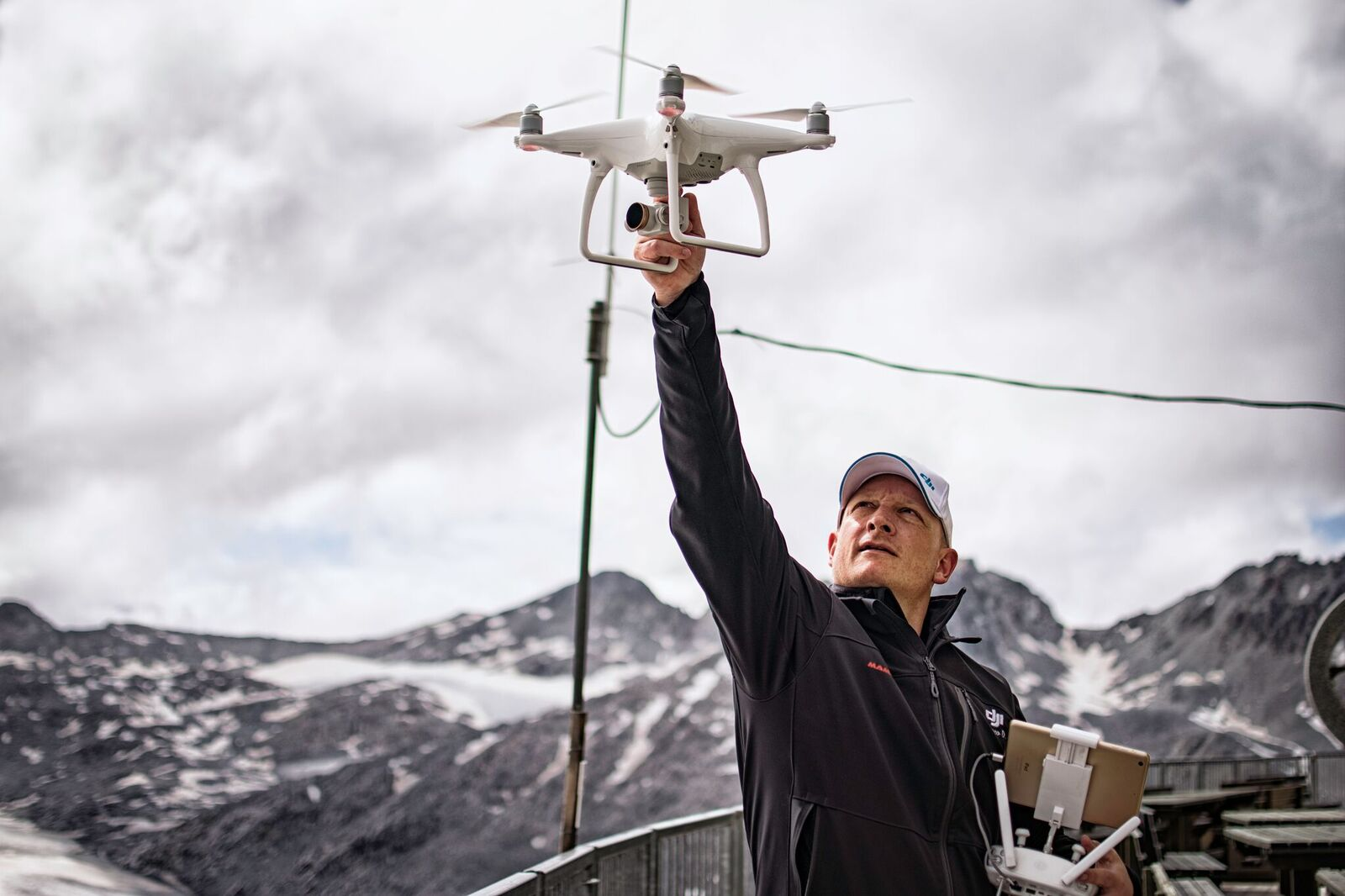 unspecified-1 DJI Sets out to Prove Drone Benefits for SAR in Rough Terrain