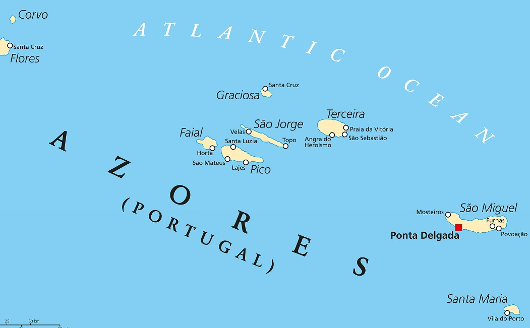 HiRes Drone USA Green-Lighted for UAV Testing at Portuguese Island
