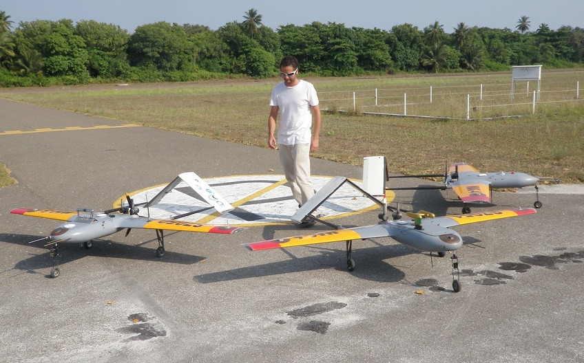 P3260178_small Unmanned Aircraft Go Up 12,000 Feet to Study Black Carbon Aerosols