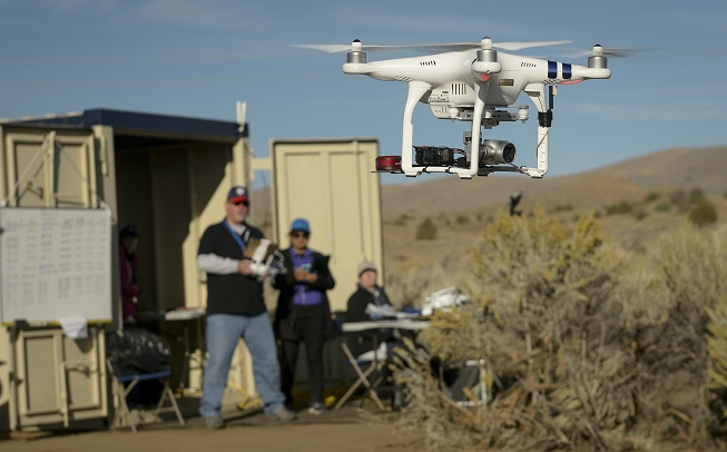 acd16-0170-002 NASA is Rolling out a Big UAS Demo in Nevada