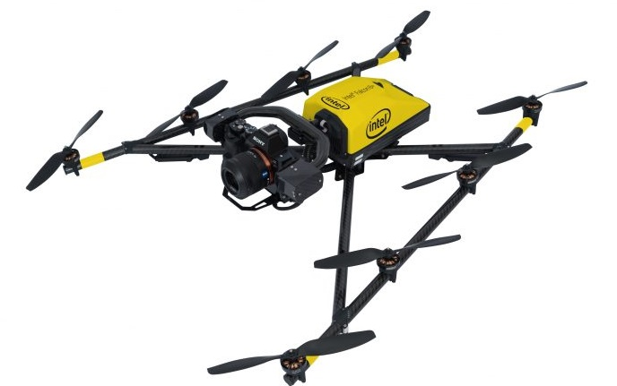 falcon8-749x500 Intel Unveils the New Falcon 8+ Octocopter