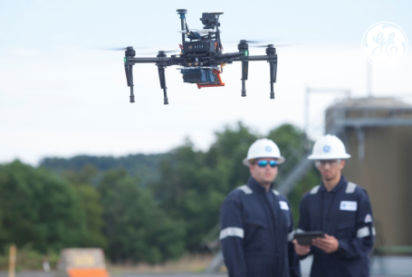 ge General Electric Has a New Drone in the Works: the Raven