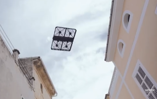 hover 'Portable, Foldable' Hover Camera Passport Drone Now Available