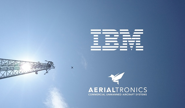 ibm-aerialtronics IBM and Aerialtronics Officially Announce Watson-Powered Drones