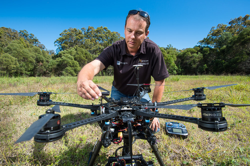 news-image UAVs, Thermal Imaging and Artificial Intelligence Tackle Koala Preservation