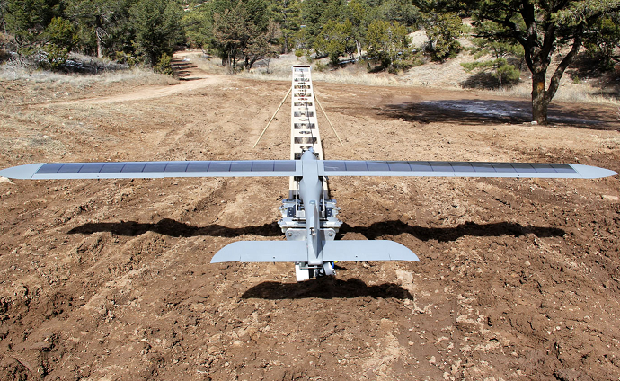 silent-falcon-newer New Mexico UAS Company Selected for NASA's Traffic Management Project
