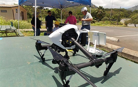 uas_news_release_20160929 Hawaii Utilities Say Aloha to Unmanned Aircraft Systems