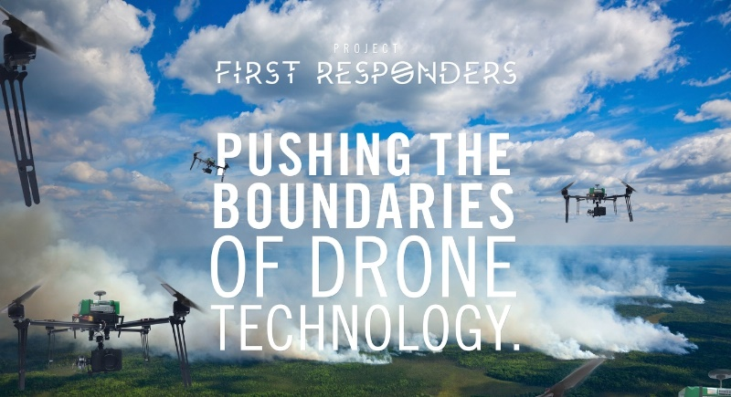 440916 Companies Developing New Search-and-Rescue Drone Platform