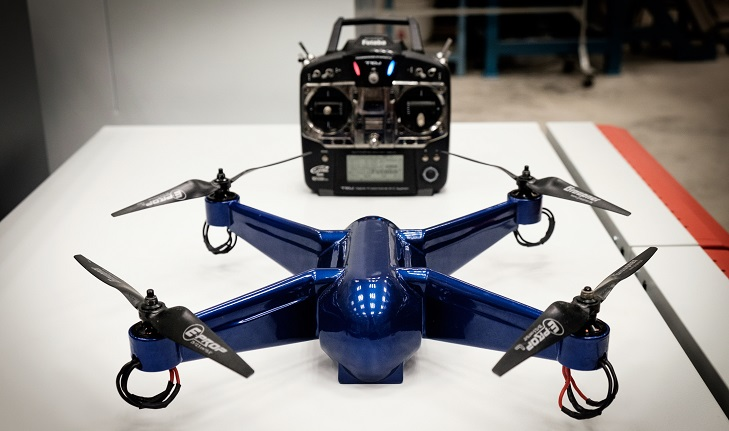 NRbanner_3D-printed-UAV 3D-Printed Quadcopter Can Support 60 kg of Suspended Weight
