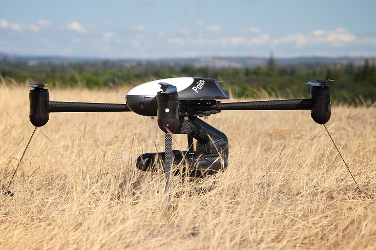 x4es-p12 How Public Safety Agencies Should Go About Bringing UAS On Board