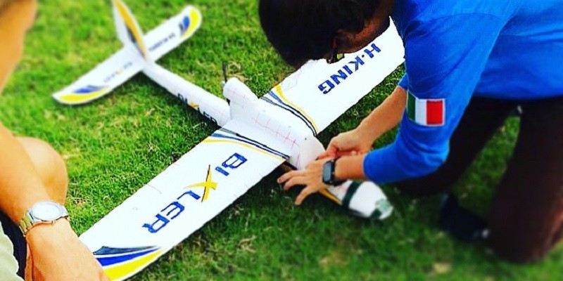 Drone-plane-800x400 University of Miami Students Creating Drone for Search and Rescue