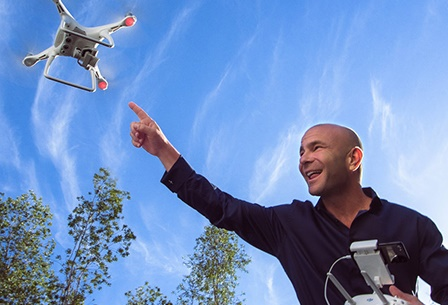 LouisZiskinDrone2-a01f85528a8587d7befe7204a241a8db DropIn Enables Mobile Access to Live Drone Video for Insurance Industry