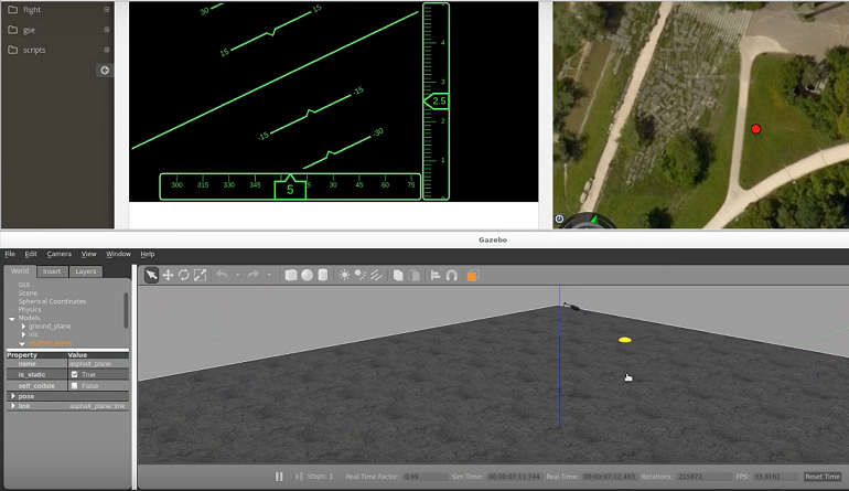 Windhover-flight-software-UI Companies Developing UAV Hardware, Software Solution to Enable BVLOS Ops