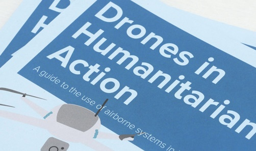 drones-in-humanitarian-aid Report: Are UAVs Ready to Take Center Stage in Humanitarian Aid?