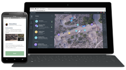 gI_61426_unearth-mobile-desktop Start-Up Combines Drones, IoT and Remote Sensing for Construction Management