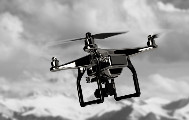 iStock-621687234 New System Provides Instant Authentication of a Drone's Identity
