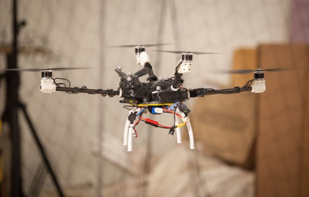mit A Bunnycopter and Pentacopter? MIT Lets You Create Whatever Drone You Want