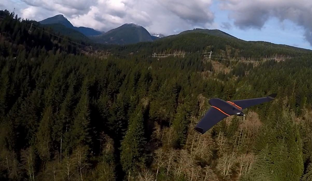 proxy Federal Program for Search-and-Rescue UAVs Kicks off in B.C.