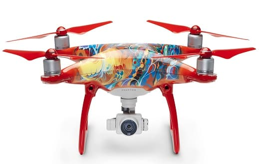 Phantom-4-CNY-Limited-Edition-front New Products, New Collaborations: DJI Announces its Latest