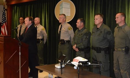 LA County Sheriff's Dept  Ready to Deploy New UAS - Unmanned