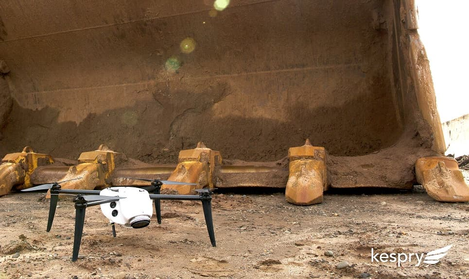 construction_product_logo Kespry Enhances Drone System for Survey-Grade Applications