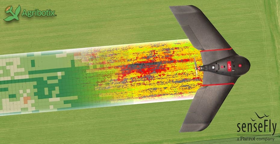 prnewswire2-a.akamaihd-2 senseFly and Agribotix Join Forces for Agricultural Drone Solution