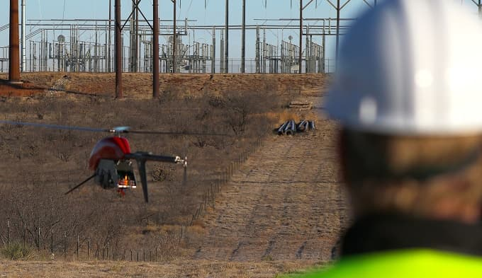 BLOS-mission-2 FAA, Xcel Energy Partner to Advance UAS for Utility Inspections