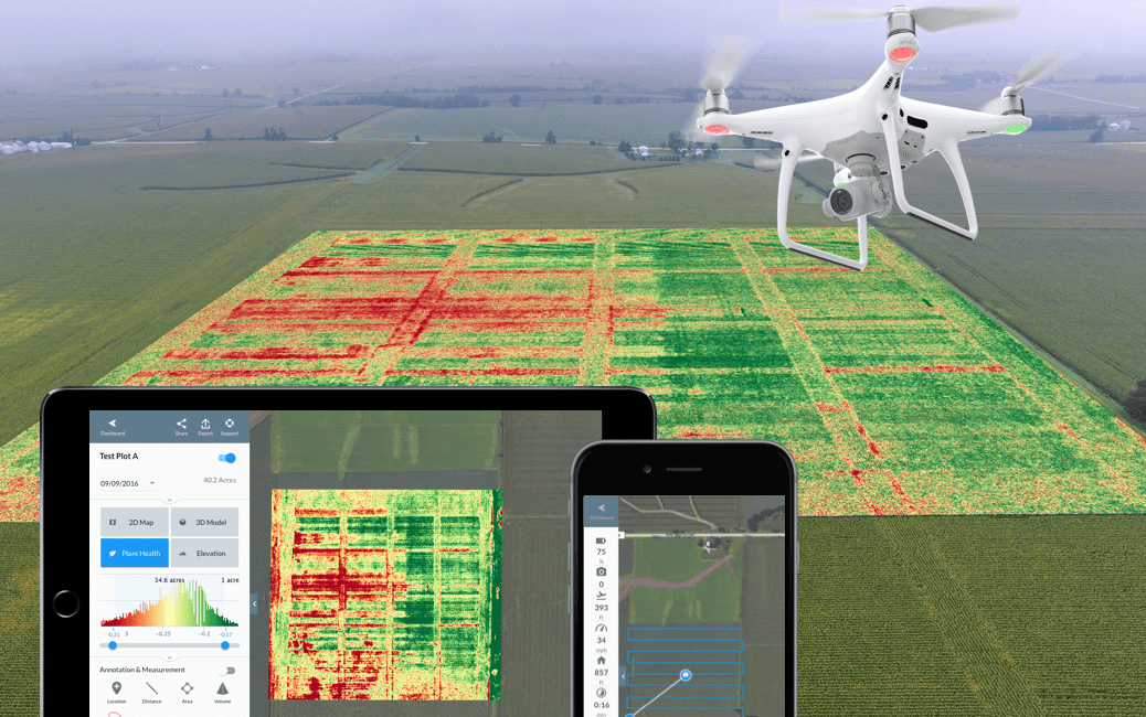 CNHimage DroneDeploy Inks Deal with Major Capital Goods Company