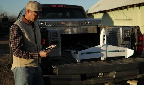 Quantix_Farmer_2-14-17 AeroVironment Works Extensively with Farmers on UAS Integration