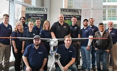 UST_Grapex2 Utah State Unveils BluJay All-Electric UAVs